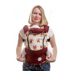 """Эргономичный рюкзак   """"Striginaes"""""""