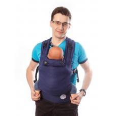 """Эргономичный рюкзак """"Синий"""""""
