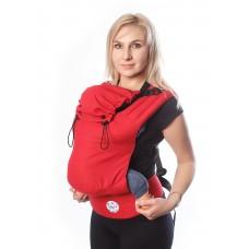 """Эргономичный рюкзак """"Малина"""""""