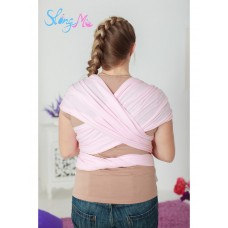 """Слинг-шарф """"розовый"""""""